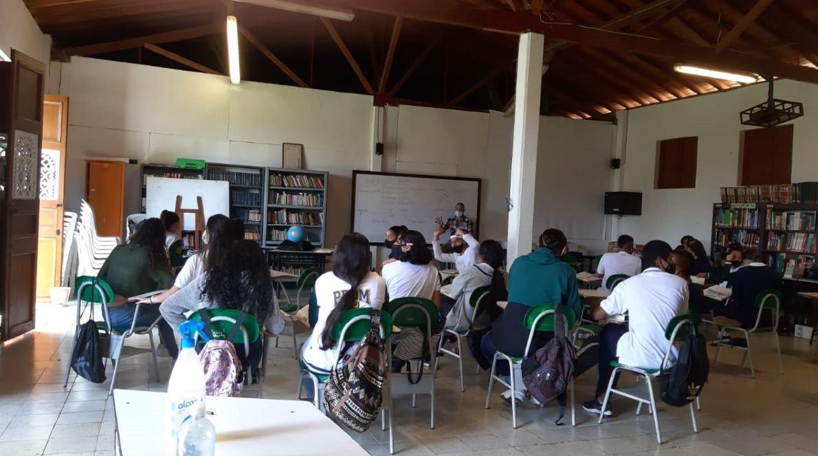 Una alianza para el fortalecimiento de la educación de los jericoanos