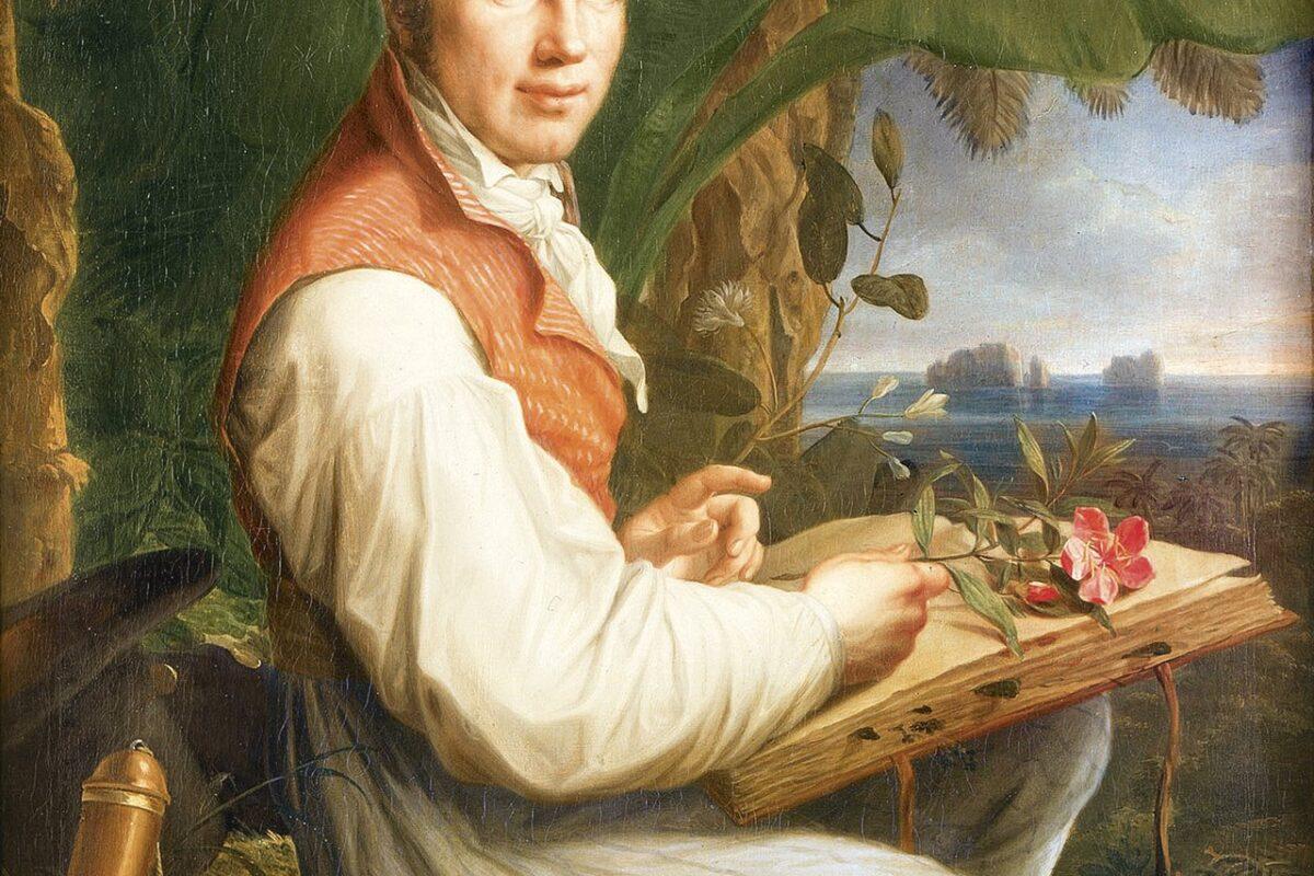 Humboldt, el genio que nos permitió entender la naturaleza.