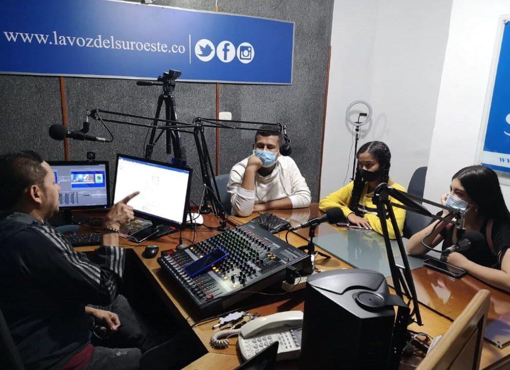 Semillero de periodismo en Jericó: una apuesta informativa para el suroeste