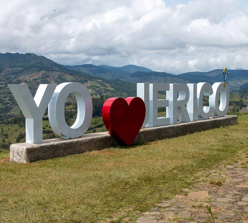 Jericó, la magia de un destino: un proyecto para enamorar a los turistas